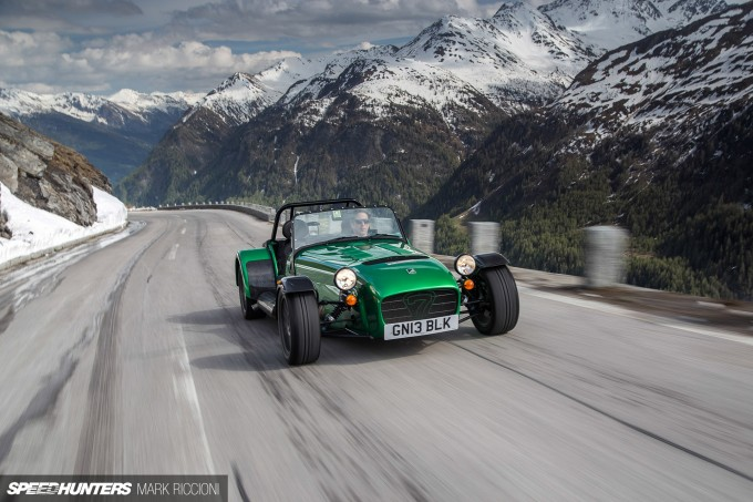 Mark Riccioni Worthersee Caterham road trip-30