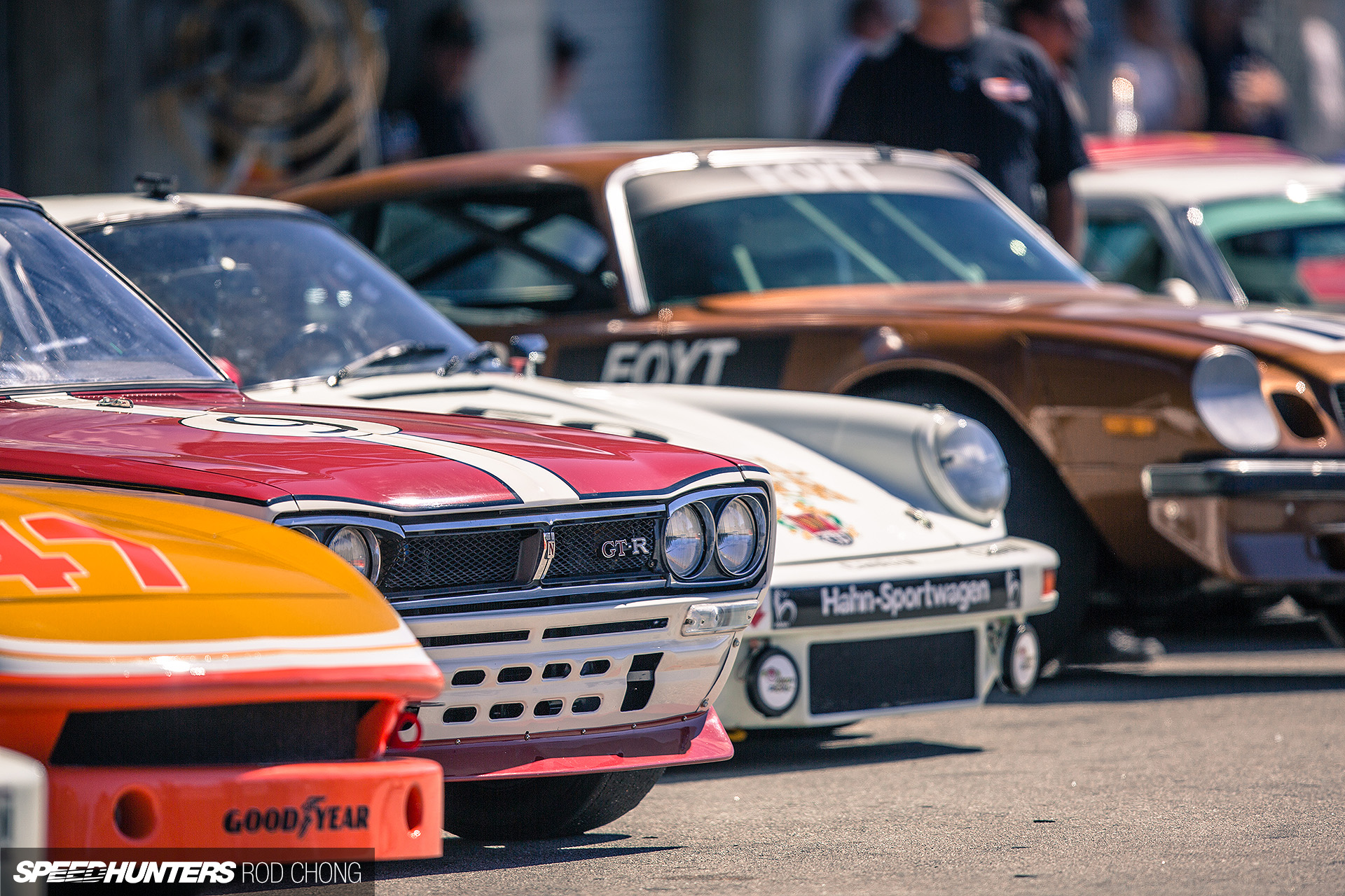How To Run A Reunion - Speedhunters