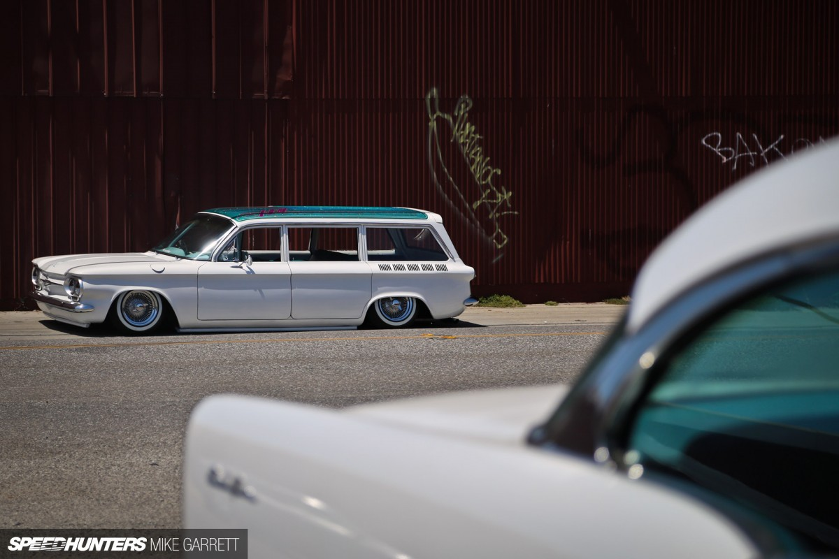 Corvair A New Way To Low Ride Speedhunters