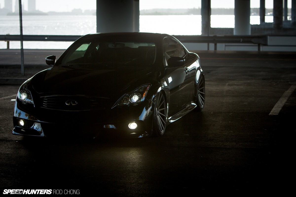 A Blown, Aired-Out Infiniti G37:</br> The Perfect Japanese Luxury GT Coupe?