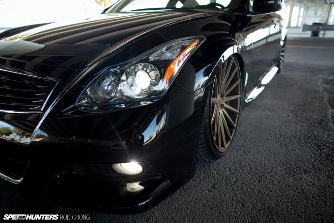 Diego Alvarez Vossen Wheels G37 Rod Chong Speedhunters 2014-9393