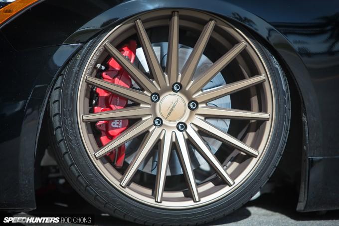 Diego Alvarez Vossen Wheels G37 Rod Chong Speedhunters 2014-9480