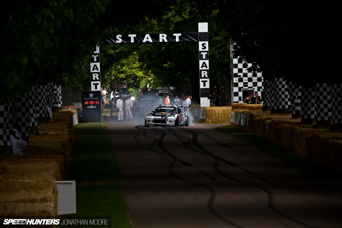 Making My Mark On Goodwood:</br> MADBUL Style