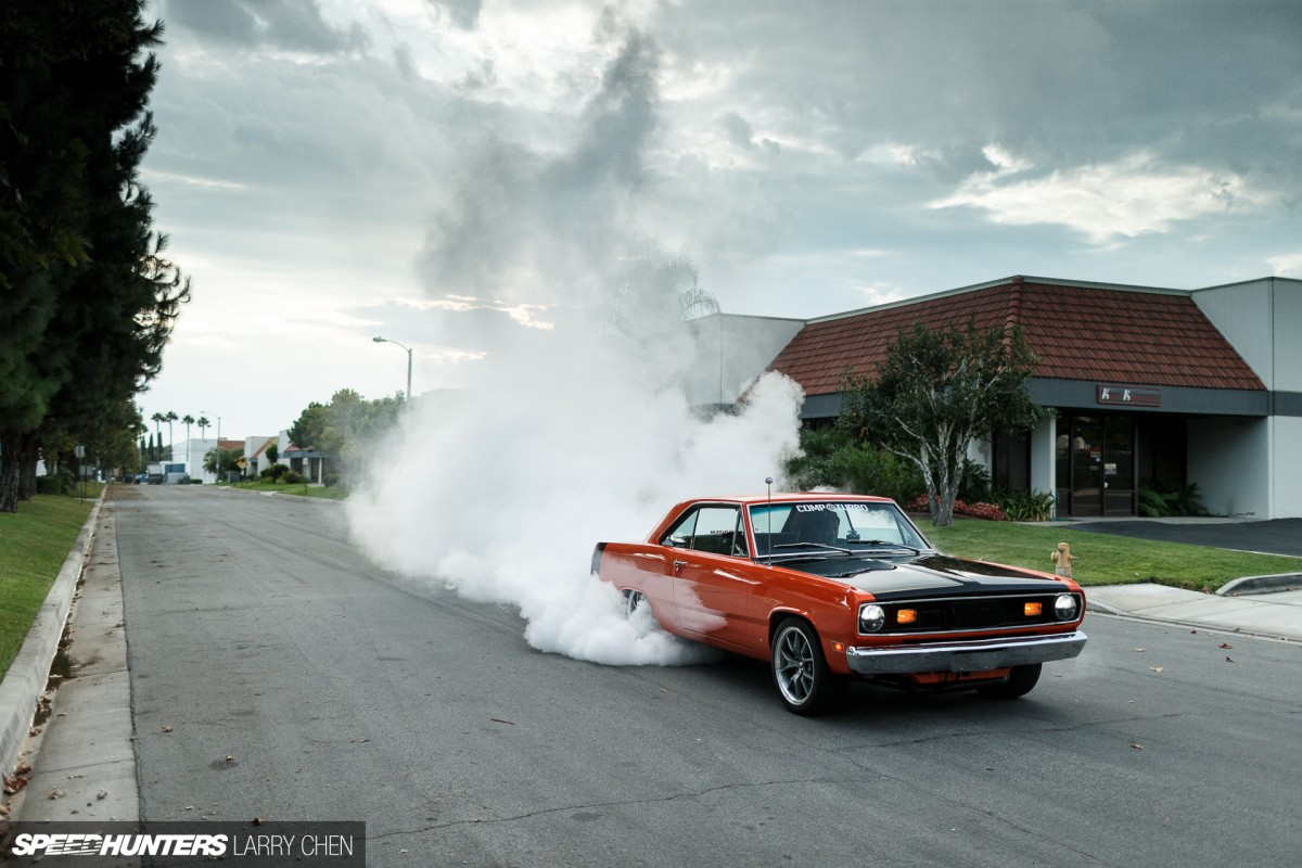 Feathers Ruffled: The 2JZ Mopar