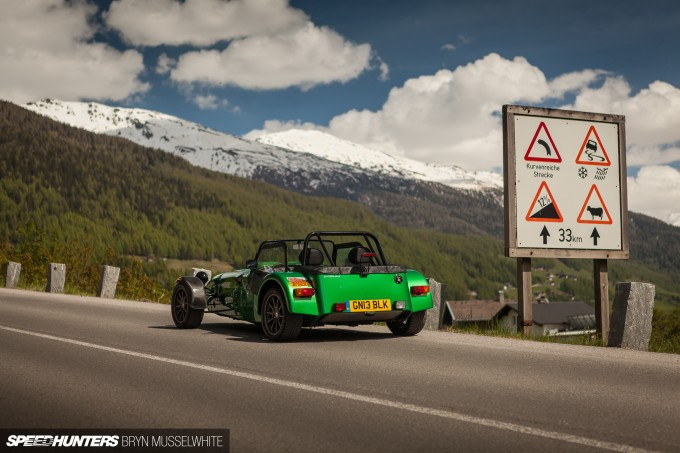 Caterham 485S Austrian Road Trip Worthersee-2