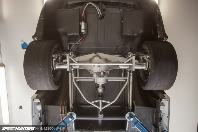 Finland Audi RS4 drag car-1