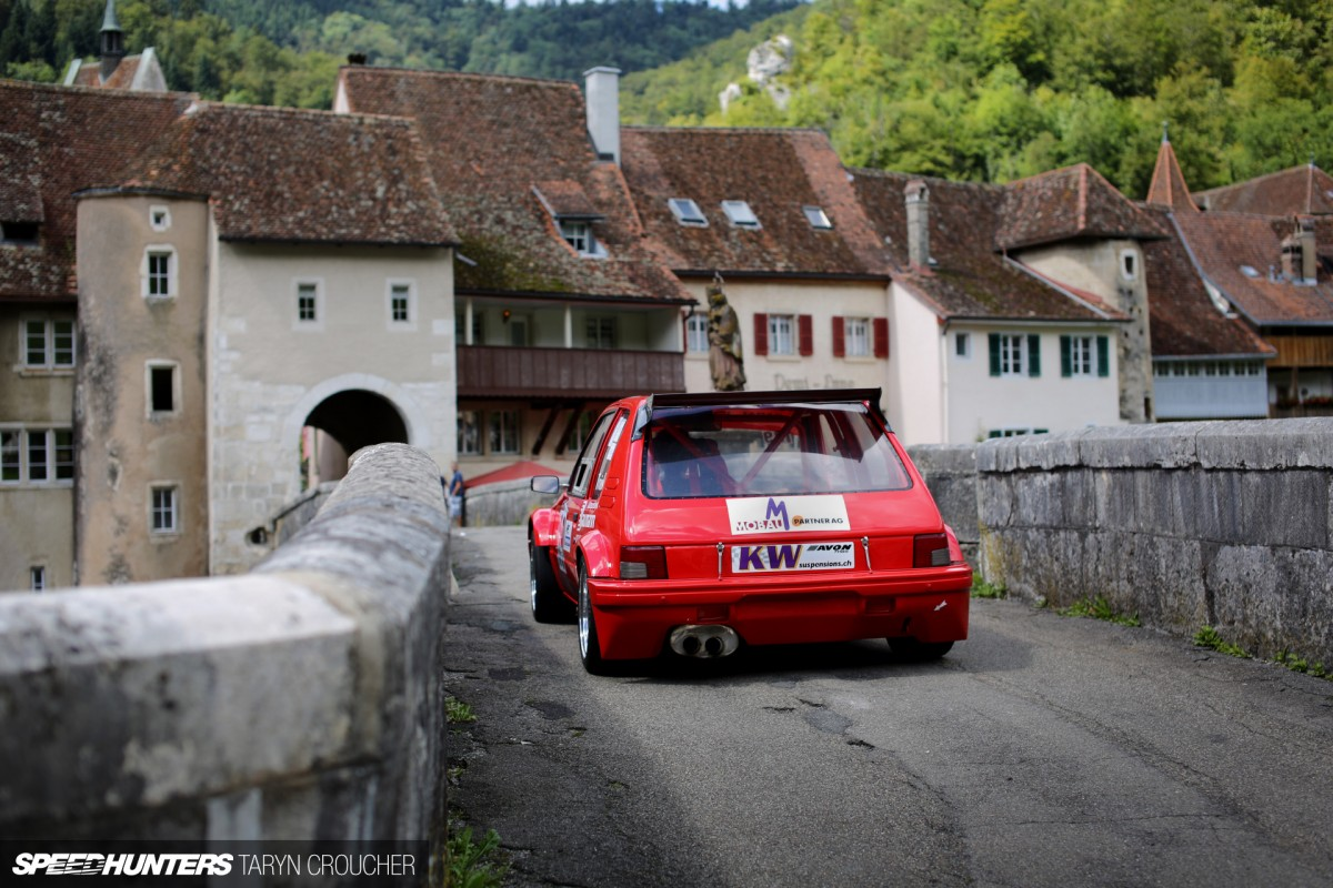Bonjour From St Ursanne: The World's Greatest Hill Climb?