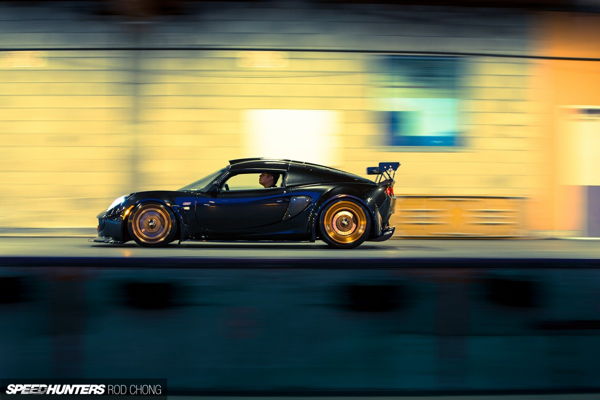 Wider Than You: A Fatty Lotus Exige