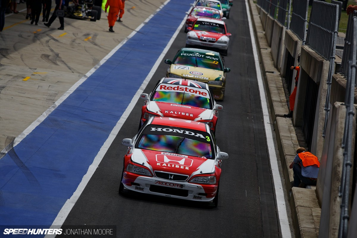 Putting The Super Back Into Touring Cars
