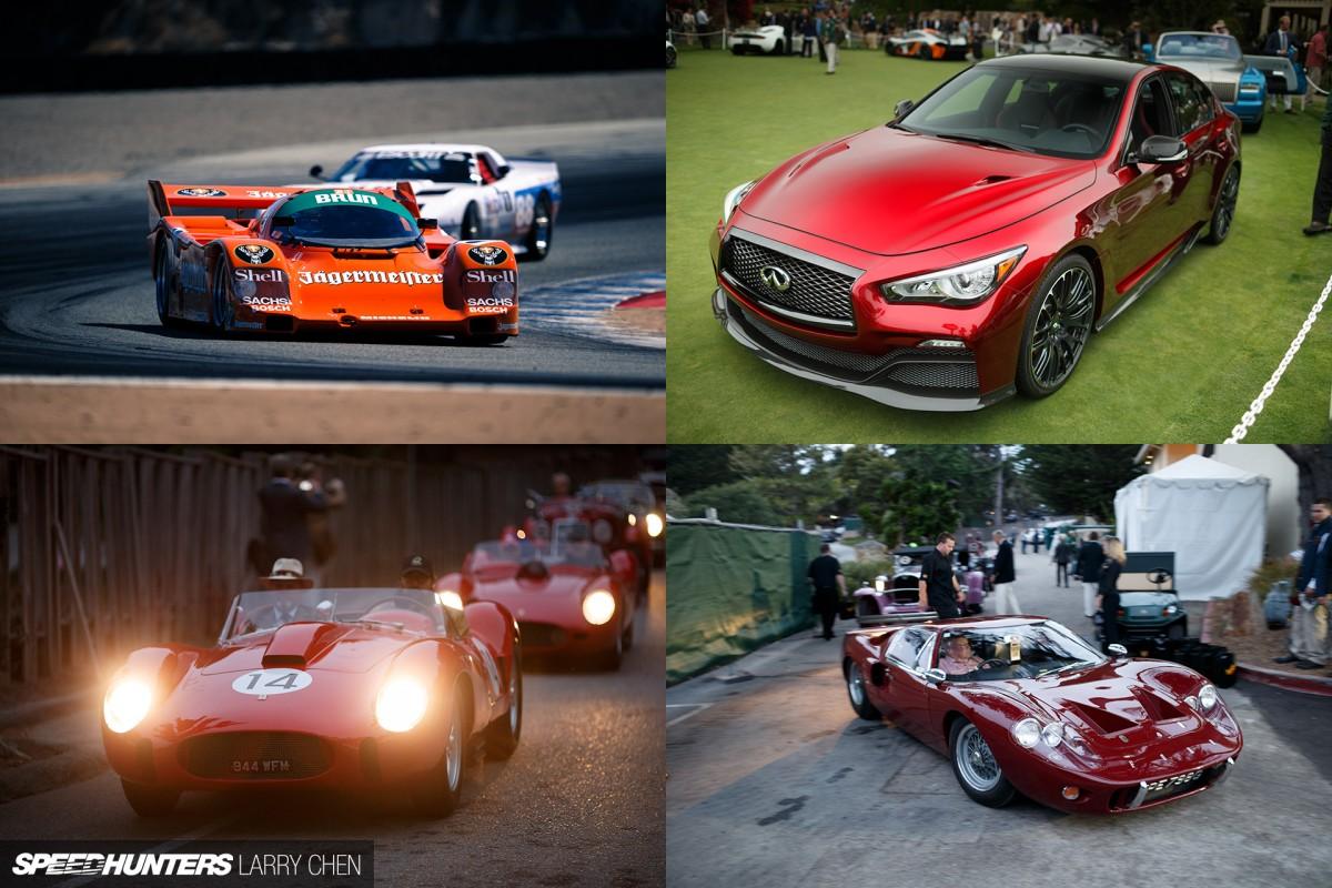 Monterey Car Week: Through MyLens