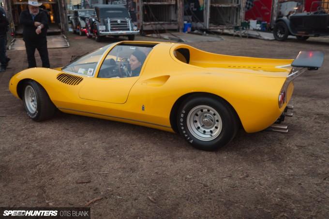 Ferrari Dino 206 Competizione Jim Glickenhaus Pebble Beach Concours 2014 Otis Blank 006
