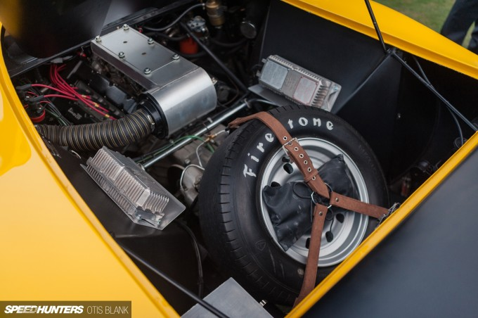 Ferrari Dino 206 Competizione Jim Glickenhaus Pebble Beach Concours 2014 Otis Blank 011