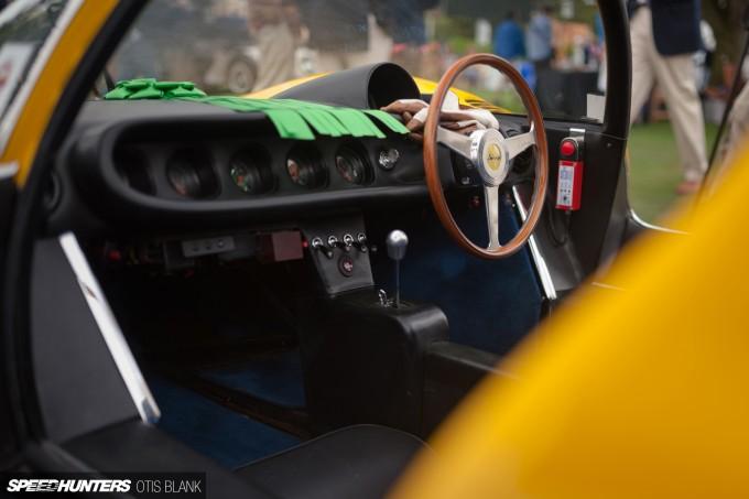 Ferrari Dino 206 Competizione Jim Glickenhaus Pebble Beach Concours 2014 Otis Blank 018