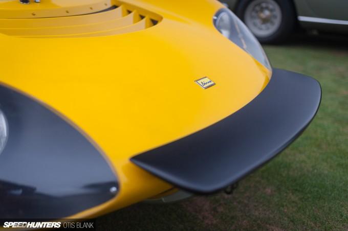 Ferrari Dino 206 Competizione Jim Glickenhaus Pebble Beach Concours 2014 Otis Blank 046