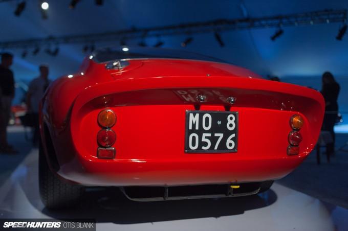 Ferrari 250 GTO Bonham's Monterey 2014 Otis Blank 009