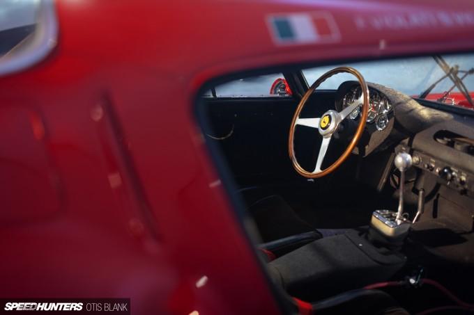 Ferrari 250 GTO Bonham's Monterey 2014 Otis Blank 016
