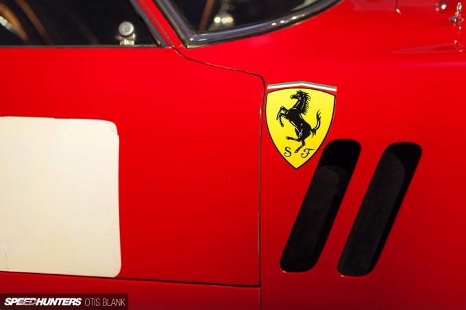 Ferrari 250 GTO Bonham's Monterey 2014 Otis Blank 024