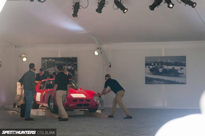 Ferrari 250 GTO Bonham's Monterey 2014 Otis Blank 038