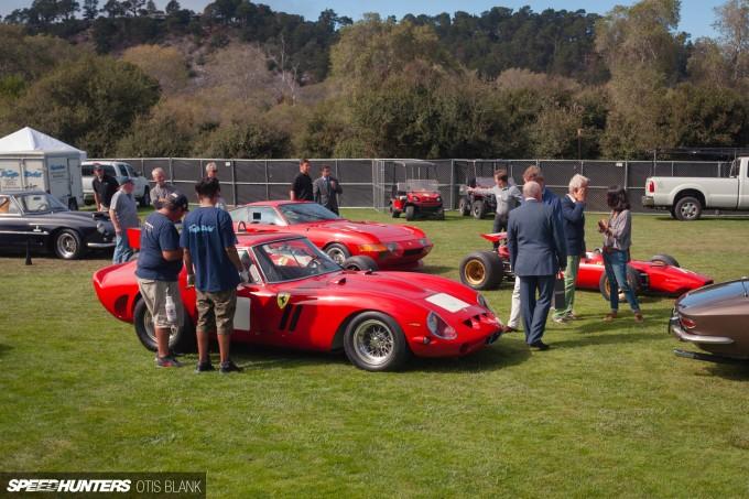 Ferrari 250 GTO Bonham's Monterey 2014 Otis Blank 046