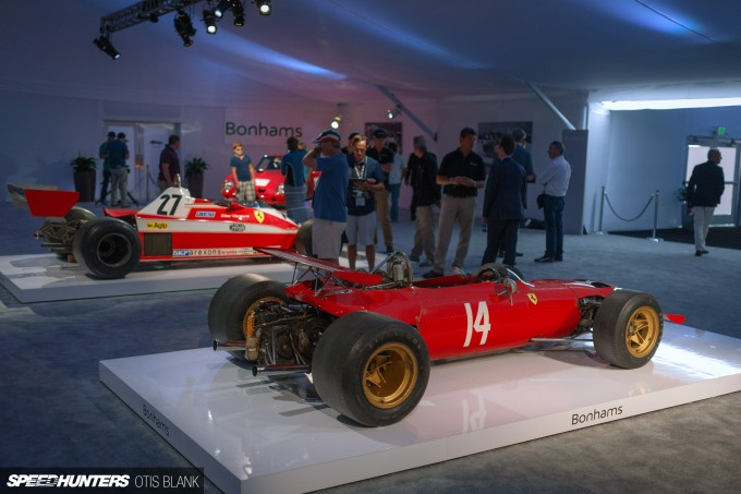 Maranello Rosso Collection Bonham's Monterey 2014 Otis Blank 061