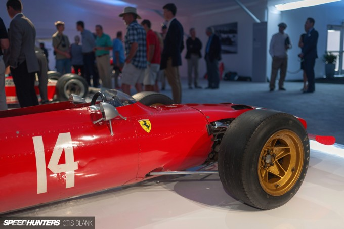 Maranello Rosso Collection Bonham's Monterey 2014 Otis Blank 067