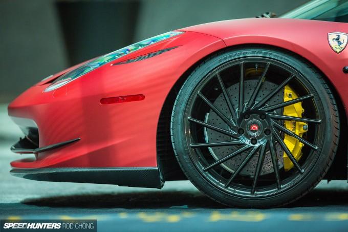 Vossen Ferrari 458 Rod Chong Speedhunters-0492