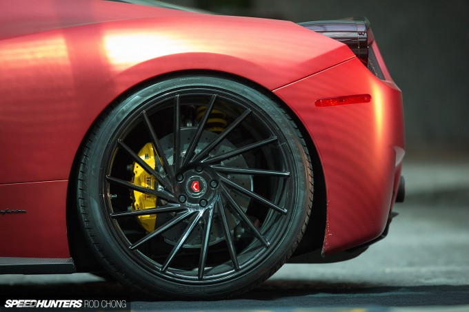 Vossen Ferrari 458 Rod Chong Speedhunters-0494