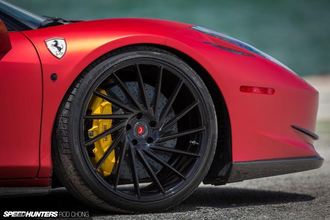 Vossen Ferrari 458 Rod Chong Speedhunters-9648