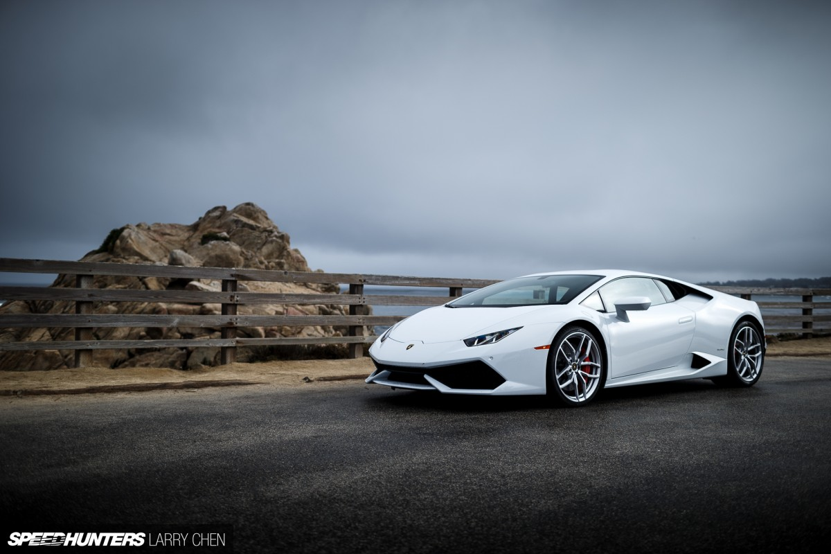 The Lamborghini HuracánExperience