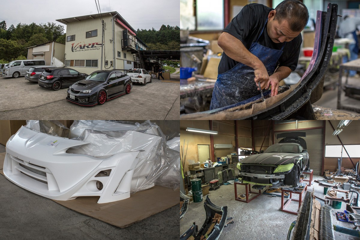 Aero Sculptors: A Day At Varis