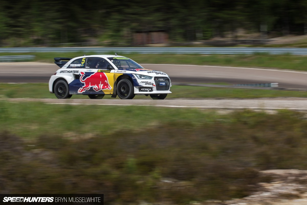 EKS: The World RX Dream
