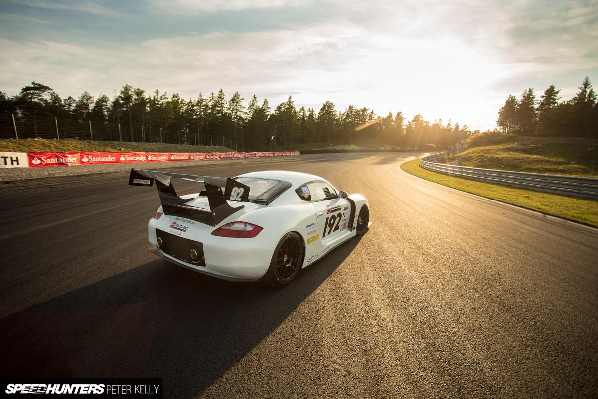 The Twin Turbo V8 PorscheBoxster