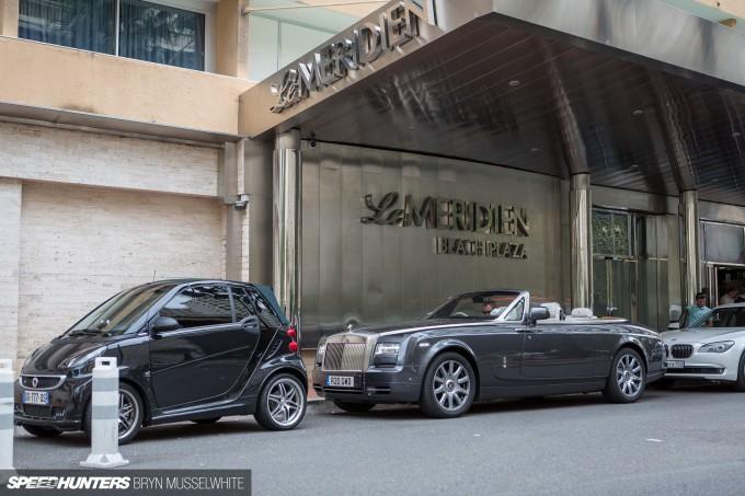 Rolls Royce Monaco Phantom Drophead Coupe Bryn Musselwhite