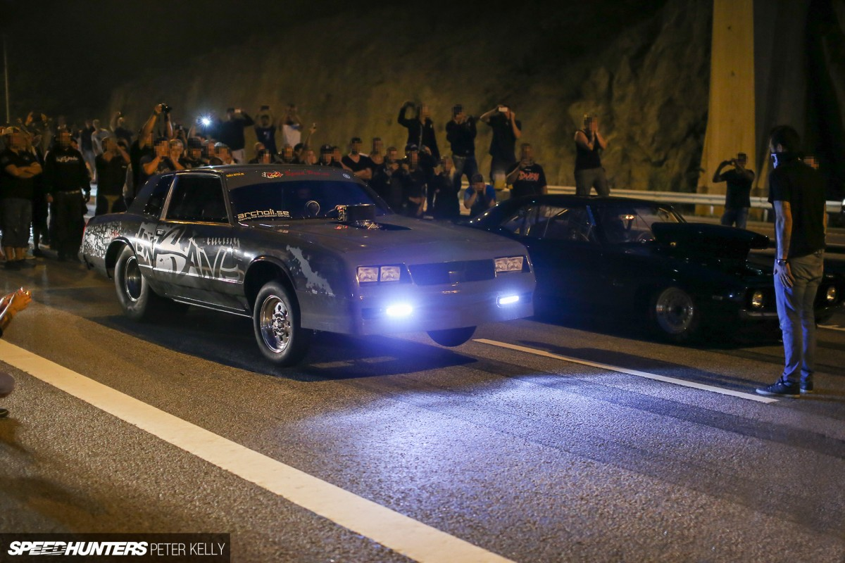 Street Racing in Stockholm:<br /> Welcome To The&nbsp;Underground