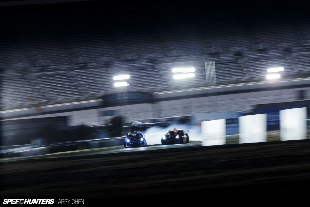 FD Texas: Light At The End Of TheTunnel