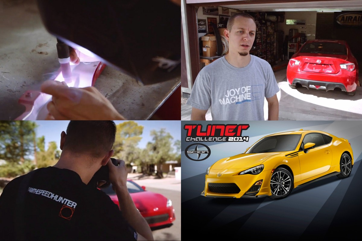 Scion Tuner Challenge: Let's Get It Started
