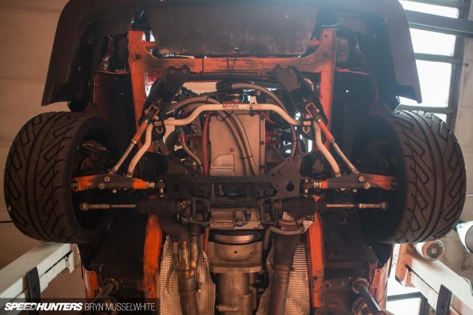 a Driftworks AE86 V8 -1