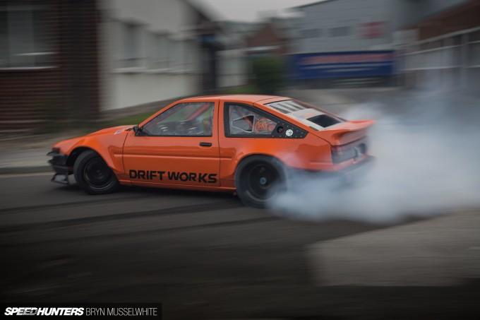 a Driftworks AE86 V8 -100