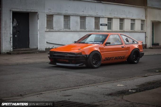 a Driftworks AE86 V8 -19