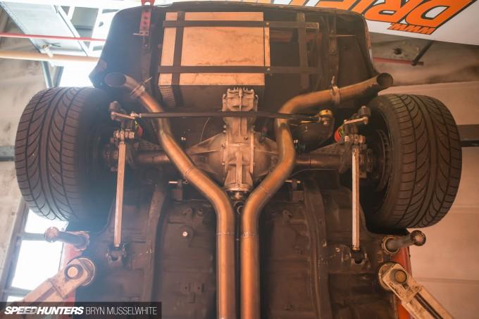 a Driftworks AE86 V8 -3