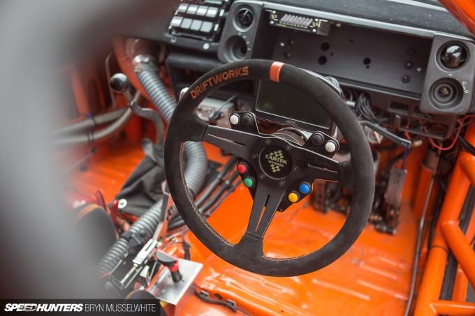 a Driftworks AE86 V8 -52