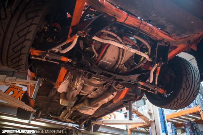 a Driftworks AE86 V8 -6