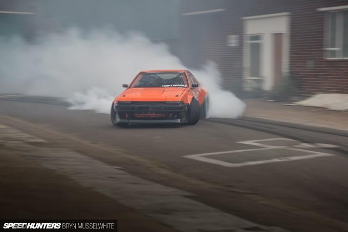 b Driftworks AE86 V8 -3