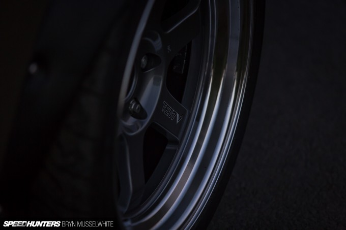 Volvo Rays Wheels TE37-1