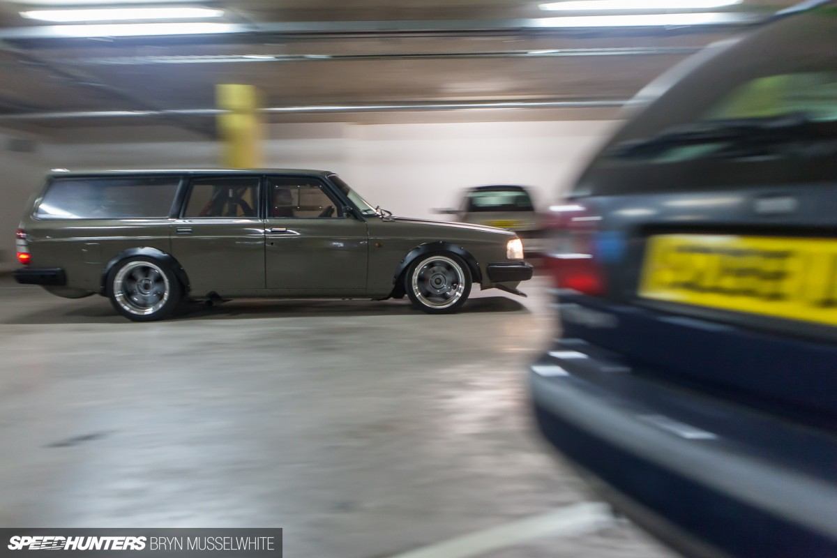 Project Volvo Goes Large: It's TE37 Time! - Speedhunters
