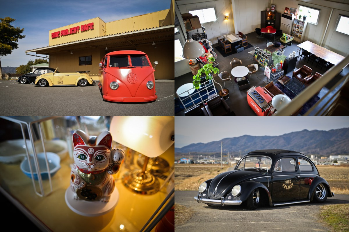 A Story Of Family, Food & Slammed VWs