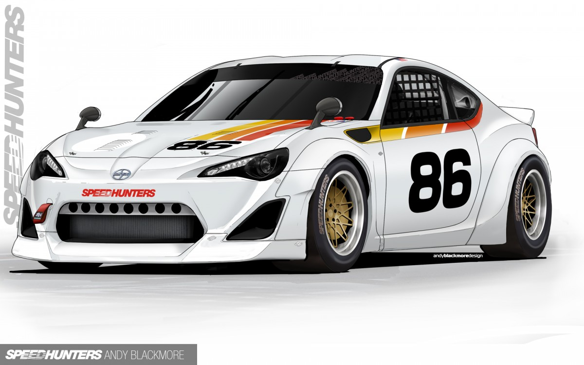 Scion Tuner Challenge Livery: <br/>The Choice Is&nbsp;Yours!