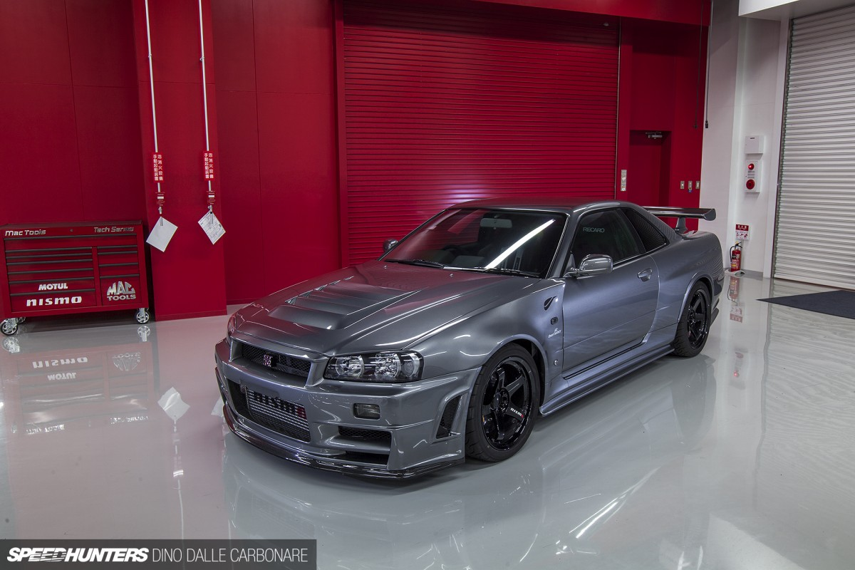 A Gt R For The Street Track By Nismo Speedhunters Nissan Gtr Specs R34 Clubman 03
