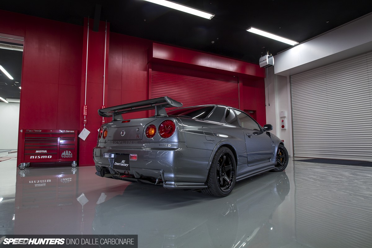A Gt R For The Street Track By Nismo Speedhunters