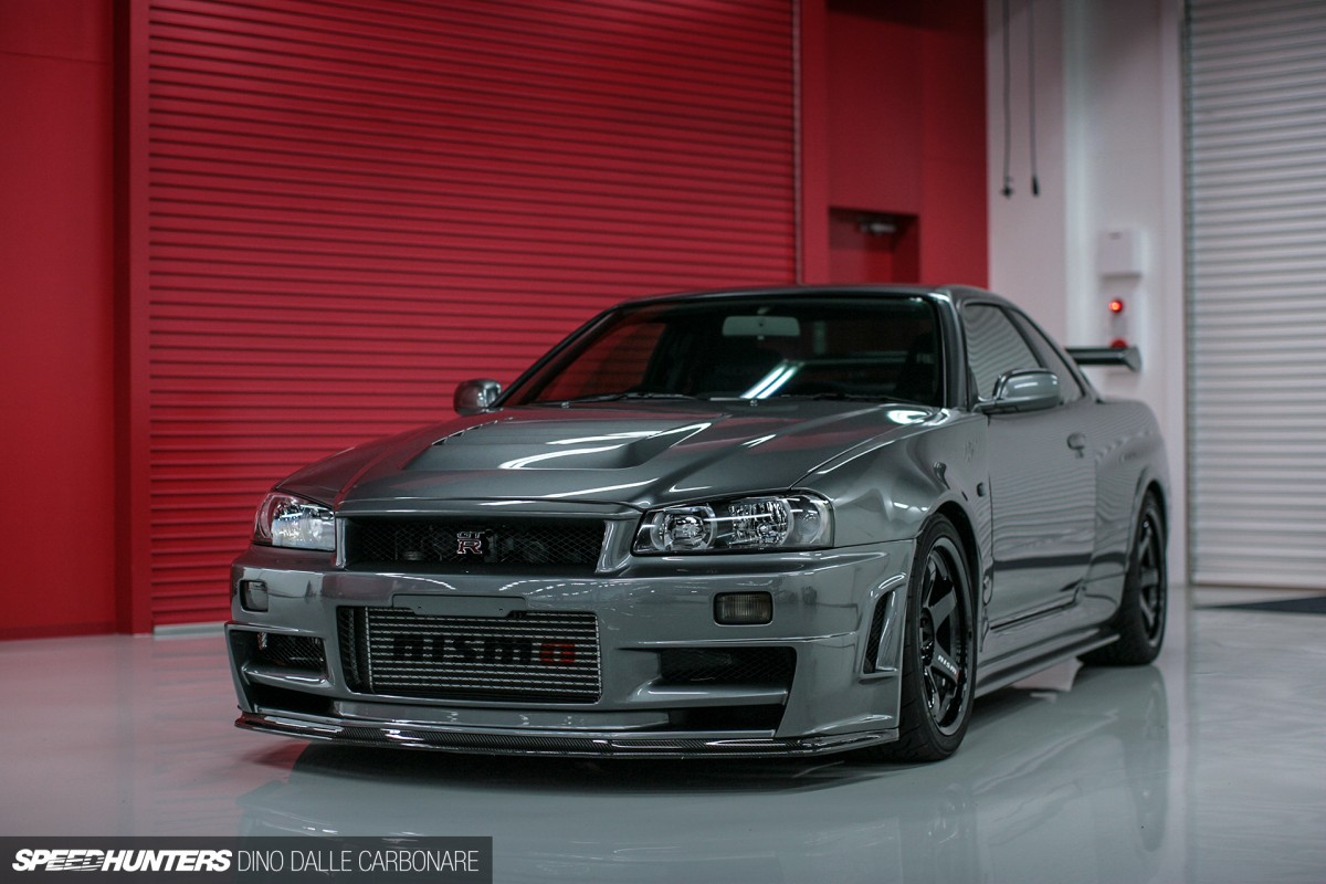 A Gt R For The Street Amp Track By Nismo Speedhunters